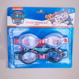 2- Pack Paw Patrol Nickelodeon Swimming goggles